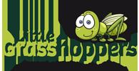 Little Grasshoppers - Kinder lernen Englisch Logo